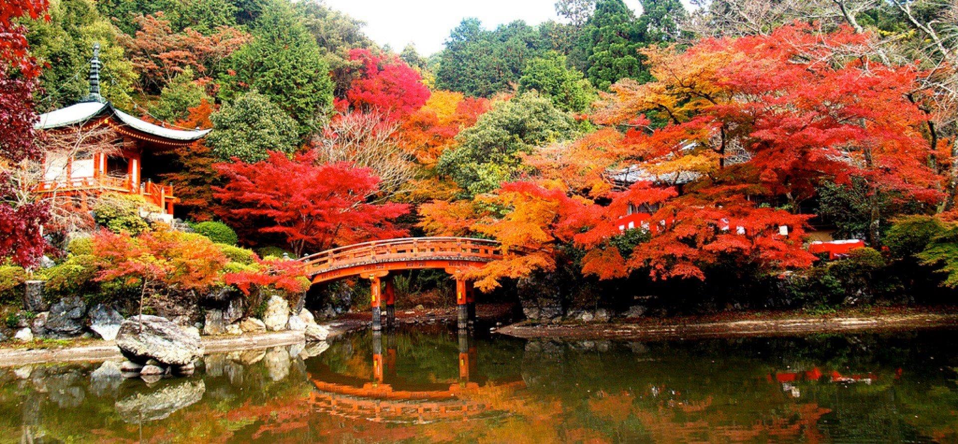 Daigo-Temple-Kyoto-Japan